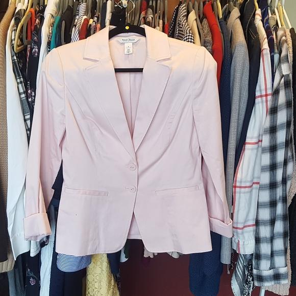 White House Black Market Jackets & Blazers - White House Black Market Blazer | Light Pink